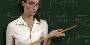 strenge Lehrerinnen